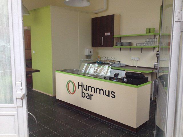 HummusBar Otwarty