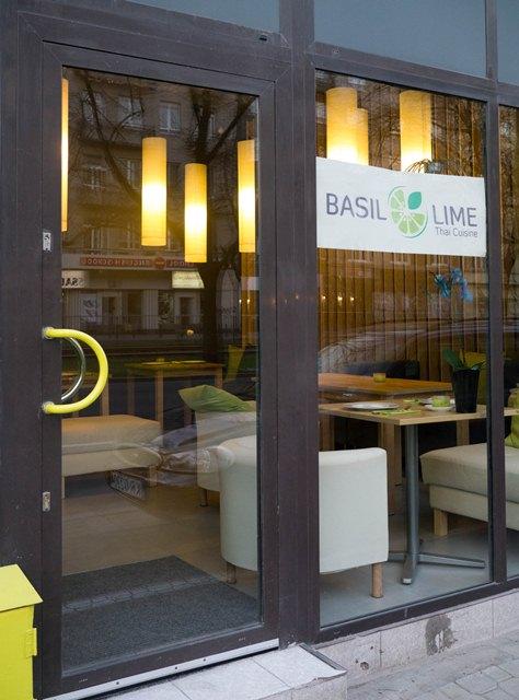 Basil and Lime Foodie