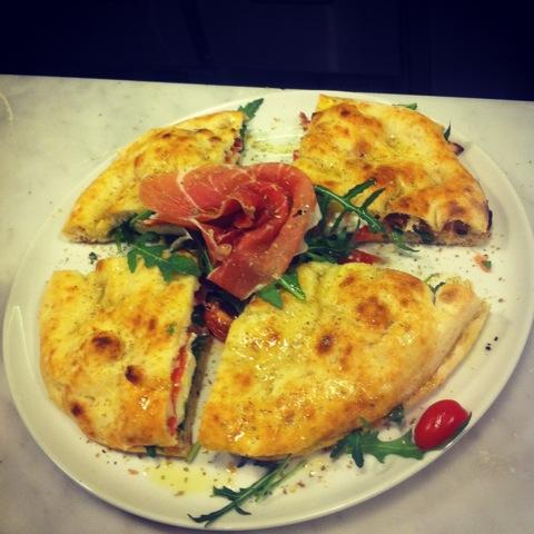 Focaccia Ave Pizza