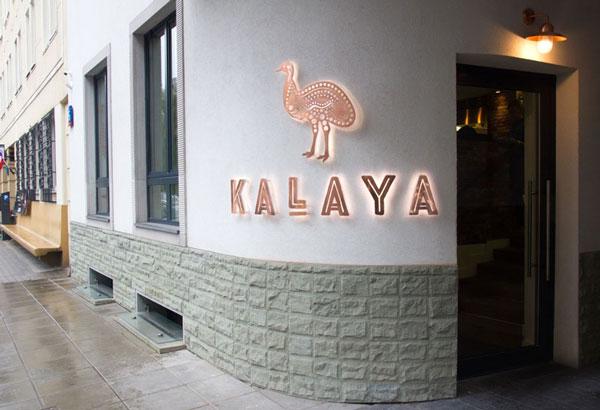 Kalaya restauracja australijska