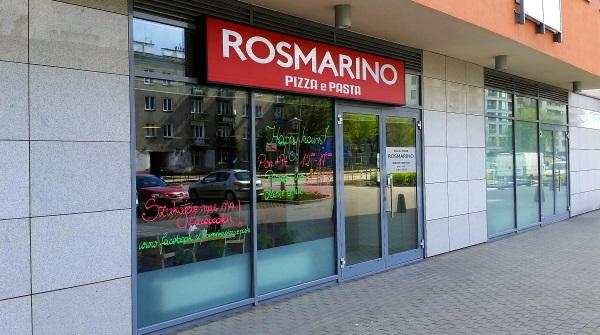 Rosmarino Warsaw Foodie
