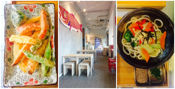Udon and Tempura Foodie