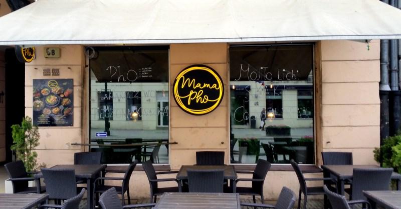Mama Pho Wietnamska Kuchnia Na Nowym świecie Warsaw Foodie