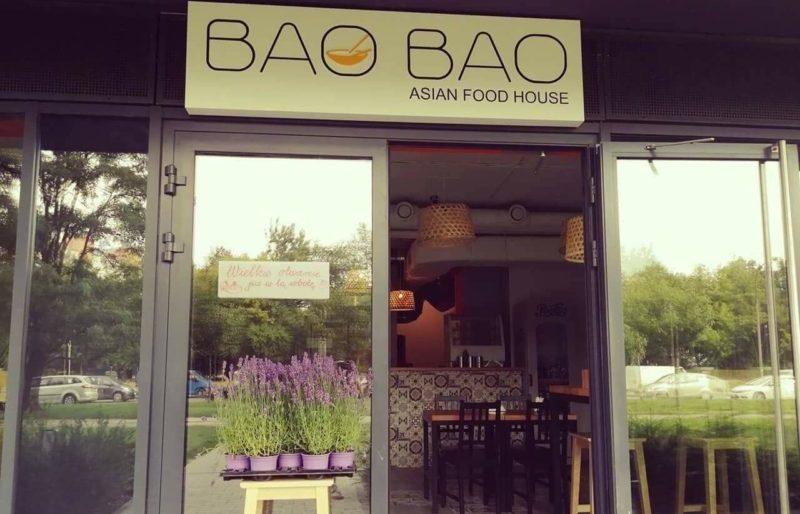 Bao Bao Pierogi na Parze