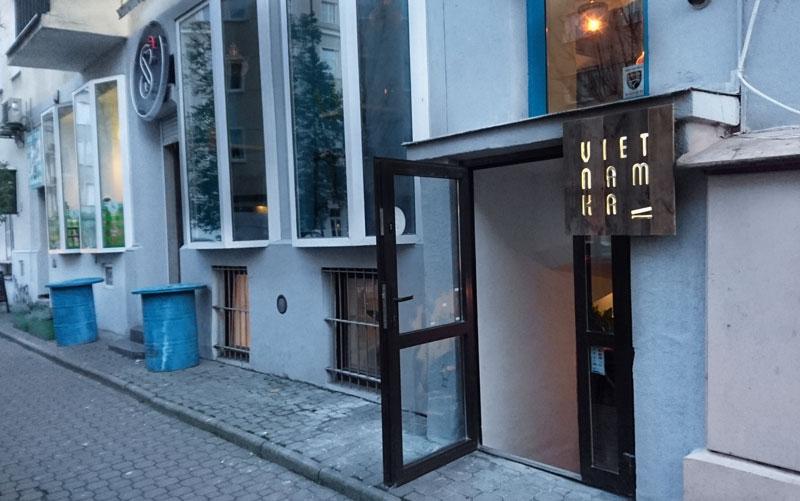 Vietnamka Nowa Wietnamska Restauracja Przy Poznańskiej