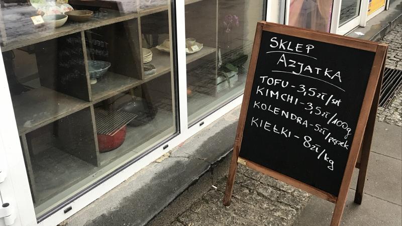 Azjatka Nowy Sklep Z Azjatyckimi Produktami Warsaw Foodie