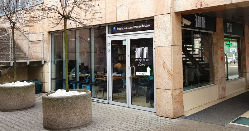 Kromki Bistro Nowa Restauracja Na Muranowie Warsaw Foodie