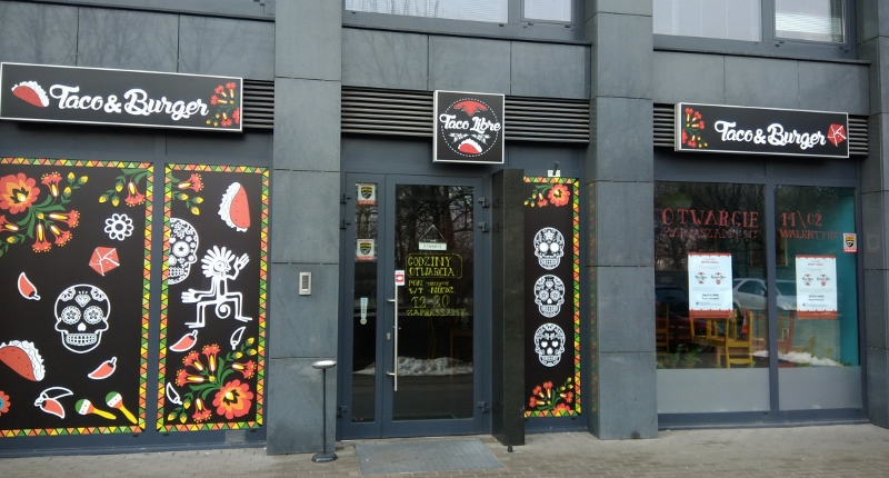 Taco Libre Meksykańska Kuchnia Przy Kłobuckiej Warsaw Foodie