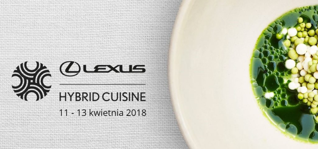 Lexus Hybrid Cuisine