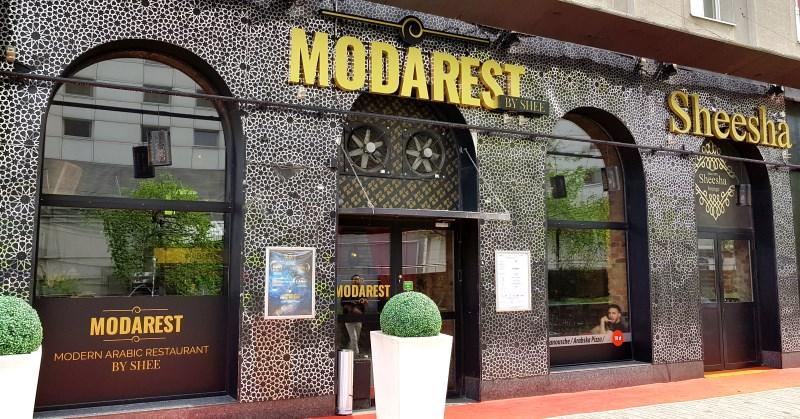 Modarest Nowoczesna Kuchnia Arabska Warsaw Foodie