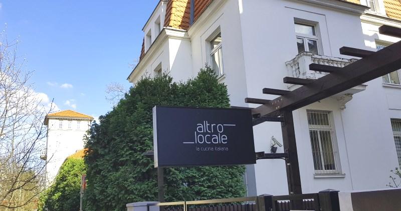 Altro Locale Nowa Wloska Restauracja Na Mokotowie Warsaw Foodie