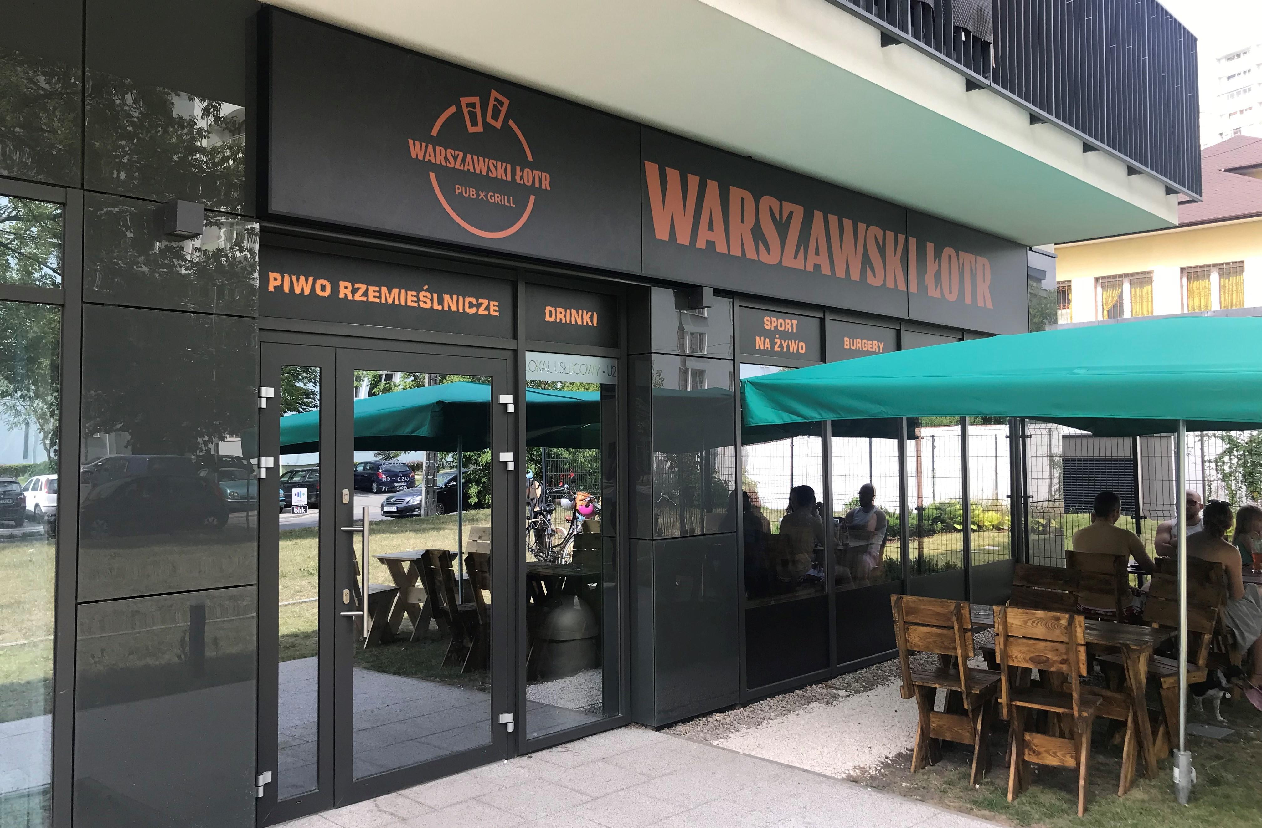 Warszawski Lotr Rzemieslnicze Piwa Na Pradze Poludnie Warsaw Foodie