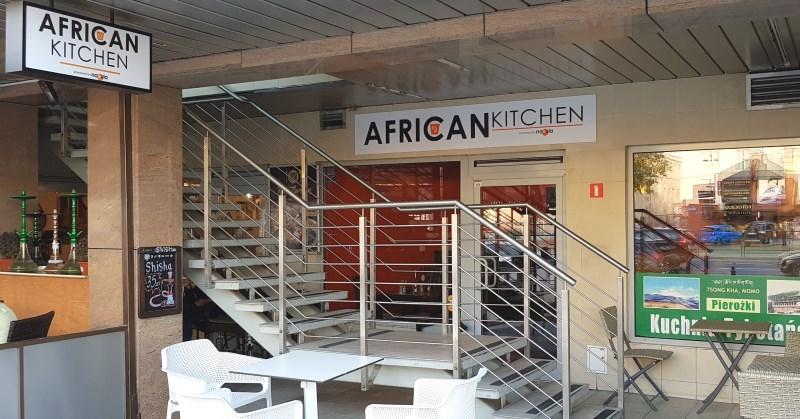 African Kitchen Afrykańskie Boxy Przy Al Jana Pawła Ii