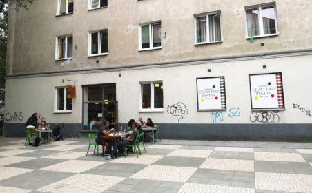 Quattro Piatti restauracja Stępińska