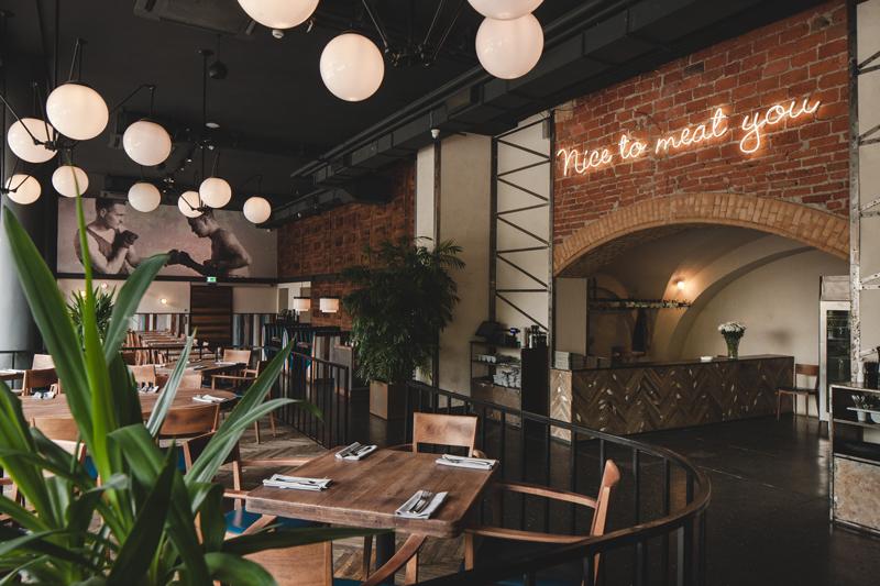 Ed Red restauracja Warszawa