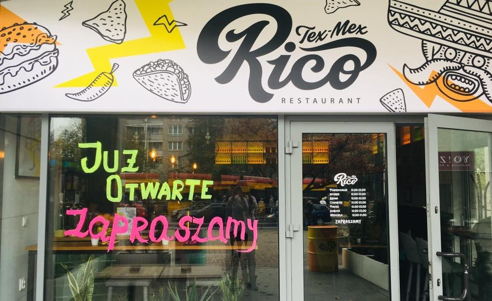 Rico Tacos I Tex Mex Przy Jana Pawła Ii Warsaw Foodie