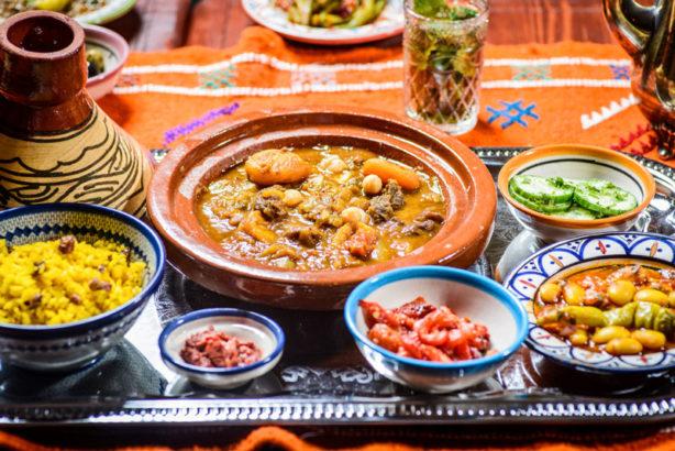 Tagine Street Food Bar Marokańskie Smaki Przy Oboźnej