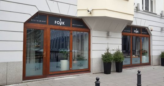Fork Restaurant wspólna
