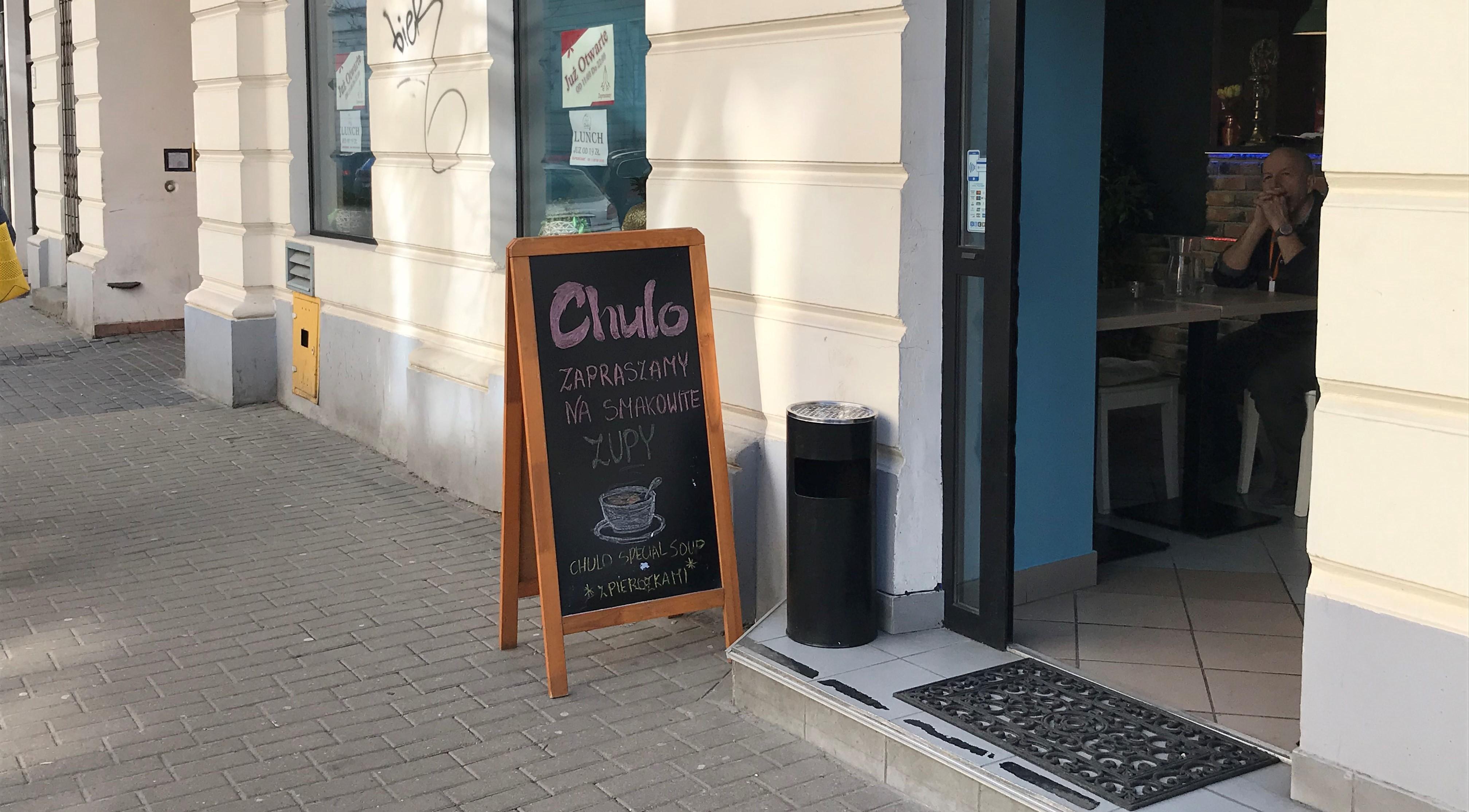 Chulo Nowe Azjatyckie Miejsce Przy Hożej Warsaw Foodie