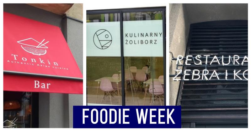 Foodie Week żebra I Kości Tonkin Kulinarny żoliborz