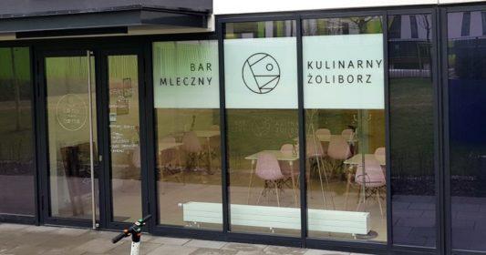Kulinarny Żoliborz Bar Mleczny