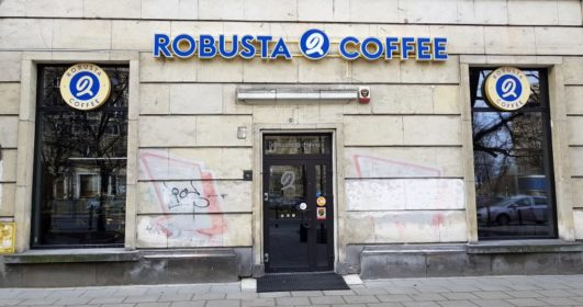 Robusta Coffee Andersa