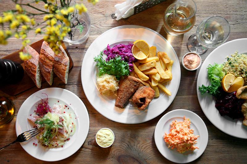 Festiwal Ryb Wedzonych I Smazonych W Restauracji U Rysia Warsaw Foodie