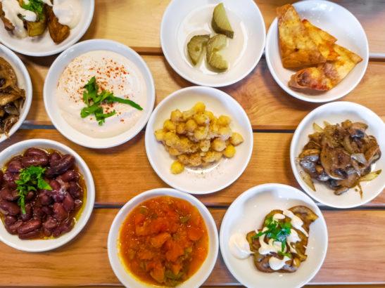 Vish Hummus Z Izraela Na Mokotowie Warsaw Foodie