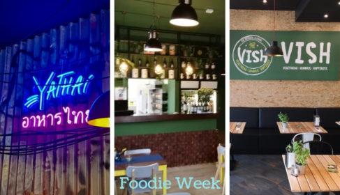 Foodie Week