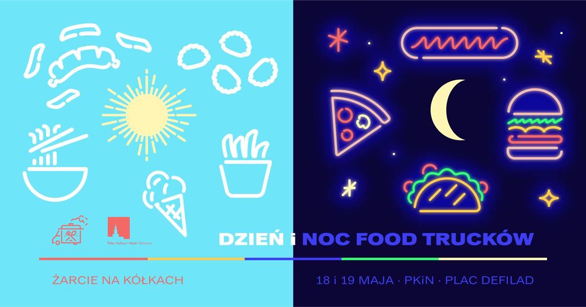 Dzień i Noc Foodtrucków