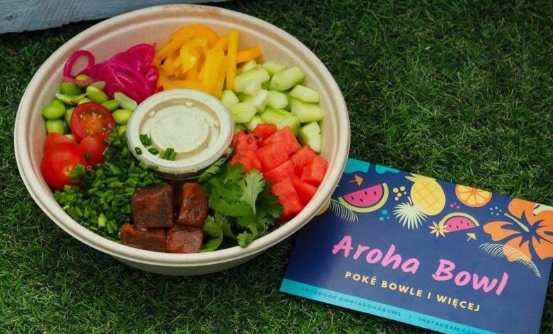 Aroha Bowl Poke Bowle Inspirowane Kuchnia Pacyfiku Warsaw Foodie