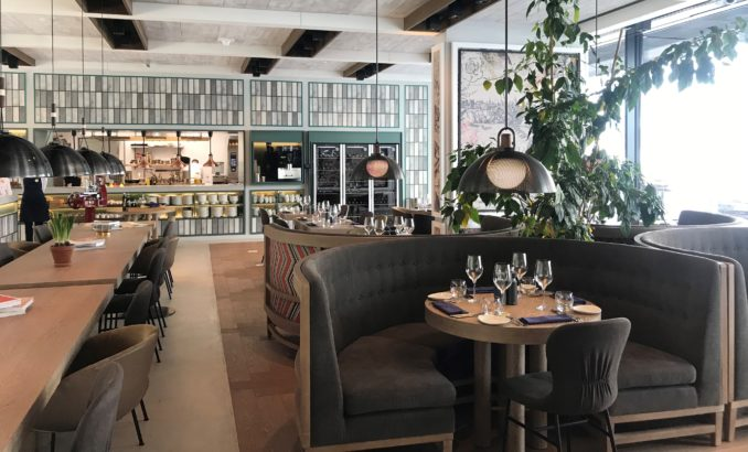 Magari Włoska Restauracja Hotelu Puro Warszawa Warsaw Foodie