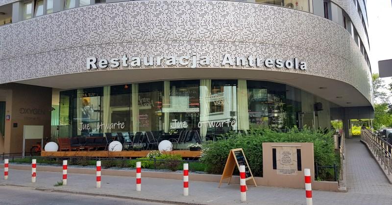 Restauracja Antresola