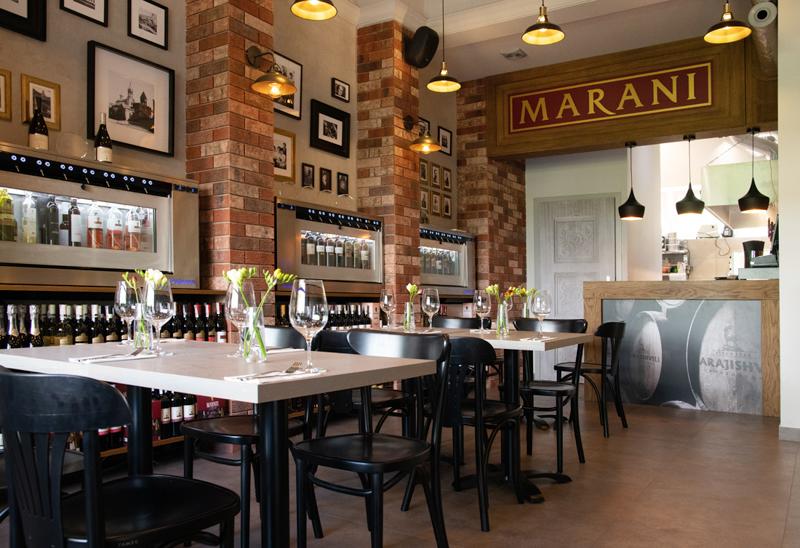 Marani Nowa Gruzińska Restauracja I Winiarnia Na Ursynowie