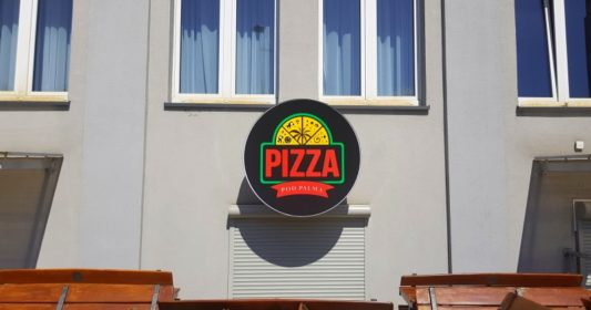 Pizza pod Palmą