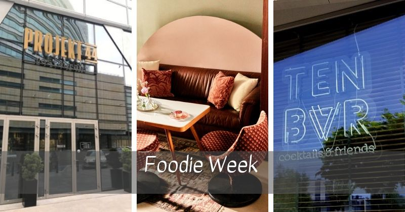 Foodie Week