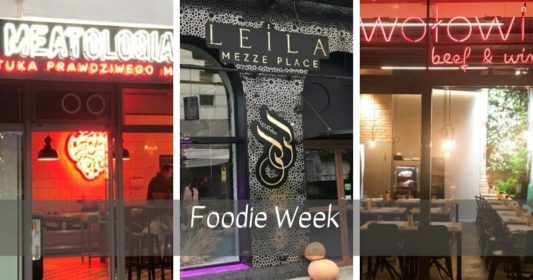 Foodie Week November