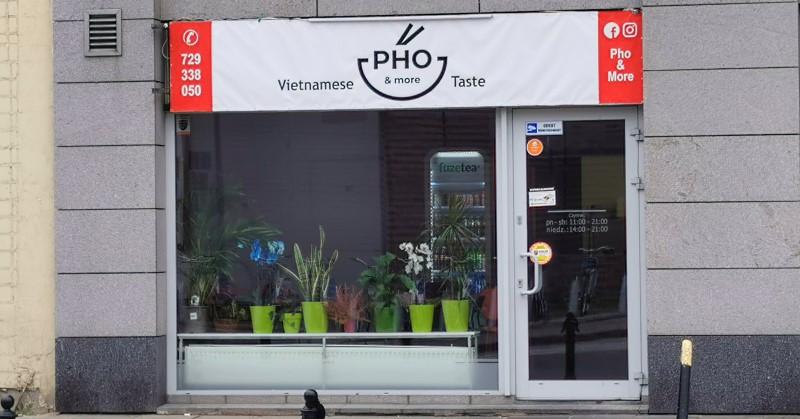 Pho More Nowa Azjatycka Restauracja Na Woli Warsaw Foodie