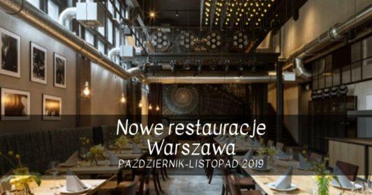 nowe restauracje