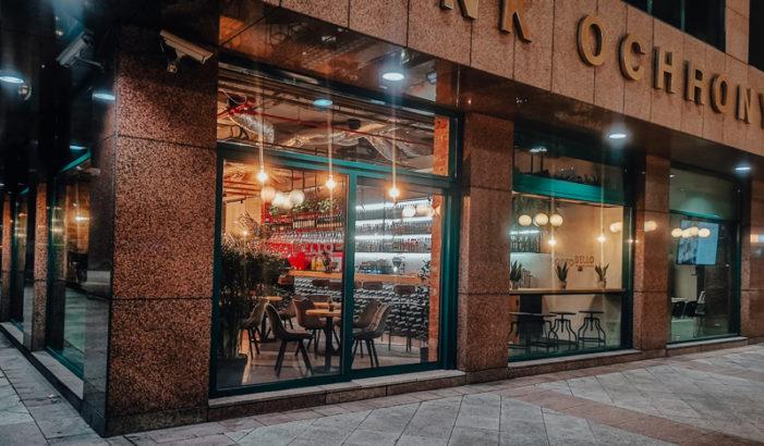 Portobello Nowa Wloska Restauracja Przy Rondzie Onz Warsaw Foodie