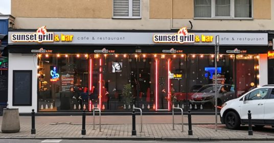 Sunset Grill Bar