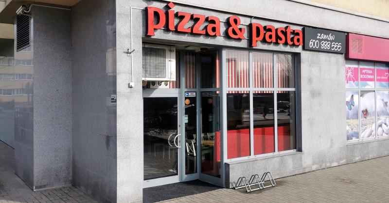 Luis pizza & pasta