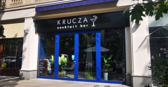 Krucza Cocktail Bar