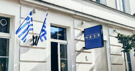 Meze restauracja